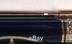 S. T. Dupont Stylo-plume Orient Express En Édition Limitée 2013, 141029, Neuf Dans Sa Boîte