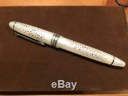 Sailor Modèle Limited Tanabata Légende Voie Lactée Nib Ef Fountain Pen Avec La Boîte