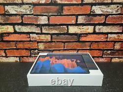 Samsung Galaxy Comprimé S7+ 128 Go 12.4 Super Amolled Clavier Stylo Noir Ouvert Box