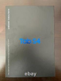 Samsung Galaxy Tab S4 64 Go, Wi-fi, 10,5 En Gris (ca) Avec Stylo S Ouvert Box
