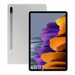 Samsung Galaxy Tab S7 128go Avec S Pen Wi-fi Mystic Argent Neuf Dans La Boîte