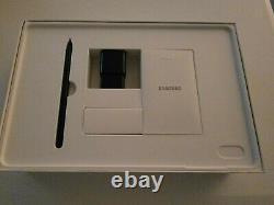 Samsung Galaxy Tab S7+ Plus Avec S-pen New Open Box 128 Go Wi-fi 12.4 In. Noir