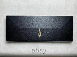 Sheaffer Imperial Fountain Pen En Argent Avec Boîte