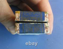 Stylo À Double Élastique Spencerian Ivison Phinney & Co. N ° 1 Ex-fine Nibs Avec Boîte
