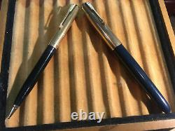 Stylo, Crayon, Boîte Intérieure Et Extérieure De La Capsule Parker 51 Temps