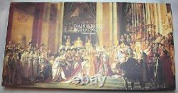 Stylo Delta Napoleon Edition Limitée En Bleu 334/808 Nouveau Produit En Boîte