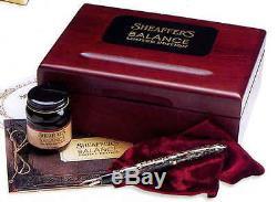 Stylo Plume Balance Sheaffer Edition Limitée Neuf Dans Boîte 2393/6000