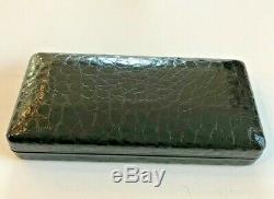 Stylo Plume Bold, Collection Europa, En Or 18 Carats, Avec Boîte, Proche De La Menthe