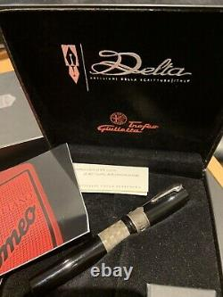 Stylo Plume Delta Alfa Romeo Ltd Ed. Med Nib