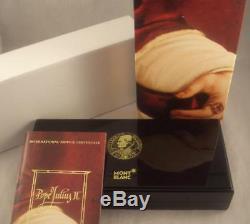 Stylo Plume Pape Julius Ii, Édition Mont Patron 2005 De L'art, Édition 2005 New + Box