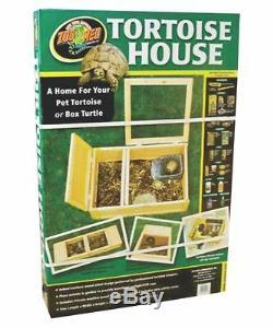 Tortue Maison Pen Cage Tortue Jouer Backyard Reptile Box Pet Animaux D'intérieur Accueil