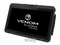 Venom Blackbook Flip Mini 11 (r13803), Open-box, Comme Neuf, 1 $ Pas De Vente Aux Enchères De Réserve