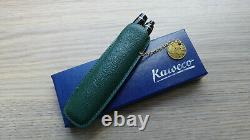Vintage 60's Unused Kaweco Sport 14k-585 F Fontaine En Or Et Stylo À Bille Box