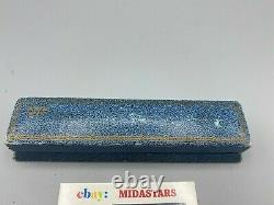 Vintage Or Rare Wahl Rempli Console Design Fountain Pen # 2 Nib Flexible Boxed