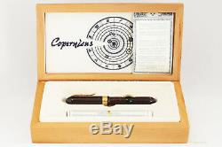 Visconti Copernicus Edition Limitée Stylo À Plume 18c M Box Box