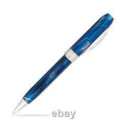 Visconti Rembrandt Ballpoint Pen Dans Blue Fog Nouveau Dans La Boîte Originale Kp10-09-bp