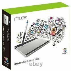 Wacom Intuos Cth480 Cth480 Creative Pen & Touch Tablet (petit) Nouveau Box Etanche