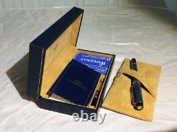 Waterman Ideal Fountain Pen 18k Nib Paris W Box & Papers
