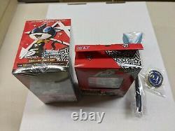Weiss Schwarz Tcg English Persona 5 Booster Scellé Booster Box Starter Deck Pin Pen