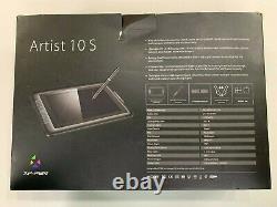 Xp-pen Artist 10s Graphics Drawing Pen Monitor Nouveau (open Box)